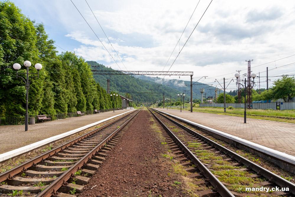 залізниця в Сколе