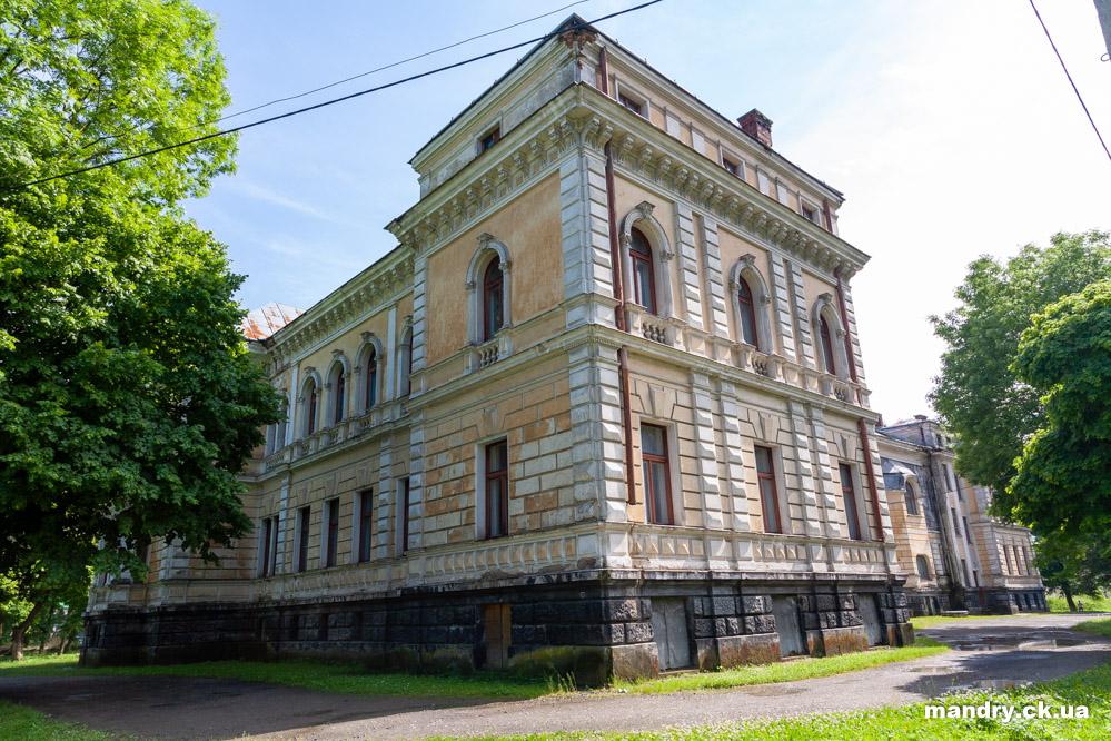 палац Грьодлів