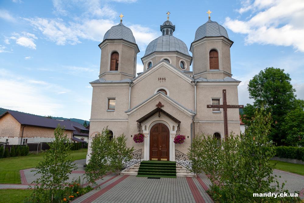 Греко-католицька церква Різдва Пресвятої Богородиці у Сколе