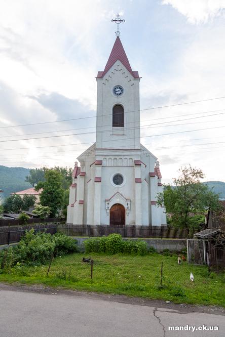Костел Семи Скорбот Діви Марії