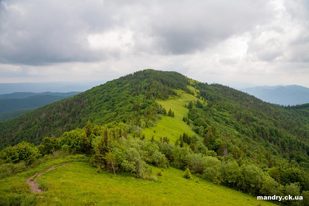гора Парашка